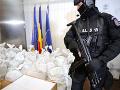 Maďarská polícia je na stope drogovému gangu: Operovať mali aj na Slovensku
