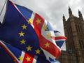 Británia ruší prípravy na neriadený odchod z EÚ: Mayová potrebuje získať podporu poslancov