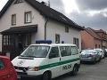 V dome Dana Nekonečného zasahovala v utorok záchranka aj polícia.