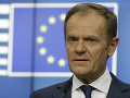 Nádej na dohodu o brexite je väčšia, tvrdí Tusk: V politike si nemôžete byť istý