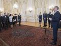 Prezident Kiska vymenoval do funkcie 25 nových profesorov