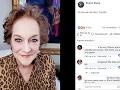 86- ročná mama herečky Sharon Stone je ozaj cica. Obľubuje zvierace vzory a rada sa líči.