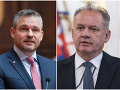 Príhovory Kisku a Pellegriniho k voľbám: Treba ísť voliť, prezident potrebuje silný mandát