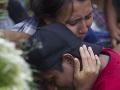 Ťahač s návesom vrazil do davu v Guatemale: Krvavá bilancia, minimálne 18 mŕtvych