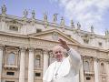 Pápež František navštívi Severné Macedónsko: Vláda dúfa v podporu integrácie krajiny do EÚ