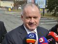 Kiska: Slovensko je bezpečné aj vďaka NATO, bezpečnosť však nie je samozrejmosťou