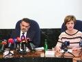Jaromír Čižnár a Andrea Predajňová
