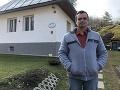 Starosta obce Príkra Miroslav Goldir