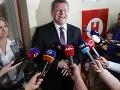 Voľby prezidenta 2019: Šefčovič pozýva všetkých ľudí, aby išli dnes voliť