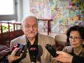 V Bratislave odvolil aj bývalý prezident Gašparovič: Nová hlava štátu príde do hektického obdobia