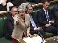 Napätá situácia ohľadom brexitu: Premiérka Mayová zvažuje štvrté hlasovanie o dohode