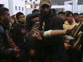 Krvavá zrážka armády s protestujúcimi v Gaze: Palestínčana (†17) zasiahla strela do tváre