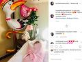 Takto Natália Hatalová oznámila na Instagrame, že je mamou.