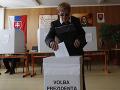 Prezidentské voľby: Priebeh je pokojný, ministerstvo vážne podnety nedostalo