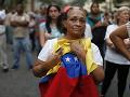 USA chcú pomôcť Venezuele: Tisíckam obyvateľom zvažujú udeliť dočasný ochranný štatút