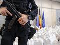 Španielska polícia zadržala 54-ročného muža: Bol zapletený do distribúcie kokaínu po Európe