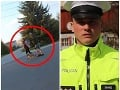 Polícia upozorňuje na motorkárov na cestách.