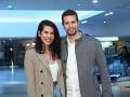 Veronika Strapková s priateľom Filipom