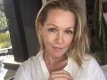 Jennie Garth zatiaľ starne tak, že sa na seba stále podobá.