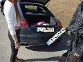 To snáď nemyslia vážne! FOTO Poliaci si chceli dať preteky na slovenských cestách, opatrenia proti polícii
