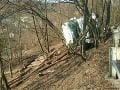 FOTO Hrozivo vyzerajúca nehoda