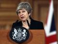 Mayová reaguje na ďalšie fiasko: Rokovania o brexite na mŕtvom bode, premiérka v tom má jasno