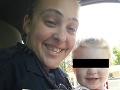 Dievčatko (†3) umieralo v aute, kým matka sexovala so šéfom: Tehotenské bruško a emócie pred súdom