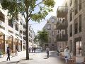 Panoráma Bratislavy sa zmení: Prvé FOTO novej štvrte pod hradom, takto bude vyzerať hlavné mesto