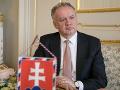 Prezident Kiska podpísal zákon na zrušenie osobitného odvodu obchodných reťazcov