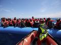 Na grécke ostrovy sa opäť priplavili stovky migrantov: Väčšina z nich je z Turecka
