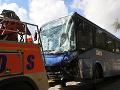 Dráma uprostred Ľubľany: Muž so skrutkovačom uniesol autobus, pri zatýkaní zomrel