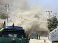 Taliban znovu zaútočil na policajné základne: O život prišlo najmenej sedem ľudí