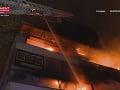 Požiar pohltil budovu v Paríži: VIDEO Ohnivej explózie, ľudia mali šťastie v nešťastí