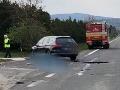 FOTO V Pezinku vyhasol život mladíka (†21): Motorkár nemal šancu, smrteľná zrážka s Passatom