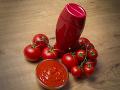 Kečup ako súčasť domácej