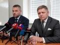 AKTUÁLNE Fico potvrdil špekulácie: Jednotkou na kandidátke bude Peter Pellegrini
