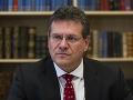 Zlúčenie viacerých volieb do jedného dňa by mohlo zvýšiť volebnú účasť, myslí si Šefčovič
