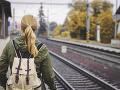 Dievča (14) sa vracalo domov vlakom: Totálny HOROR, na túto cestu nikdy nezabudne