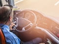 Desivý koniec hádky dvoch šoférov: Turisti z autobusu svedkami hroznej scény, smrť pred ich očami