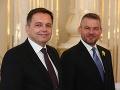 VIDEO Peter Kažimír podal demisiu: Dočasným šéfom rezortu financií sa stane Pellegrini