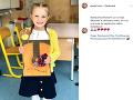 Zo Zoe sa už v septembri oficiálne stane školáčka.