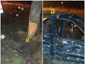 Smrteľná nehoda pri Kežmarku: FOTO Lenka (†21) nemala šancu, strašné zistenie o vodičovi
