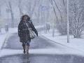 Pod Tatry sa opäť vrátila zima