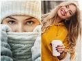 Na Slovensko sa vrátila zima: FOTO Sneh komplikuje dopravu, v nedeľu príde ďalší ZVRAT