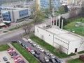 Parkovisko na Budatínskej