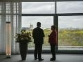 Porošenko v družnej debate s Merkelovou: Ukrajina je pripravená brániť Európu pred Ruskom
