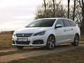 TEST: Peugeot 308 SW