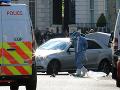 Nepochopiteľný útok na ukrajinskej ambasáde v Londýne: Muž vrazil autom do vozidla veľvyslanca