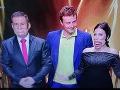Takto si Kristínu a Patrika podal kúzelník Richard Nedvěd.