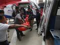 Hrozivé chvíle pod Mount Everestom: Lietadlo vrazilo do vrtuľníka, hlásia troch mŕtvych